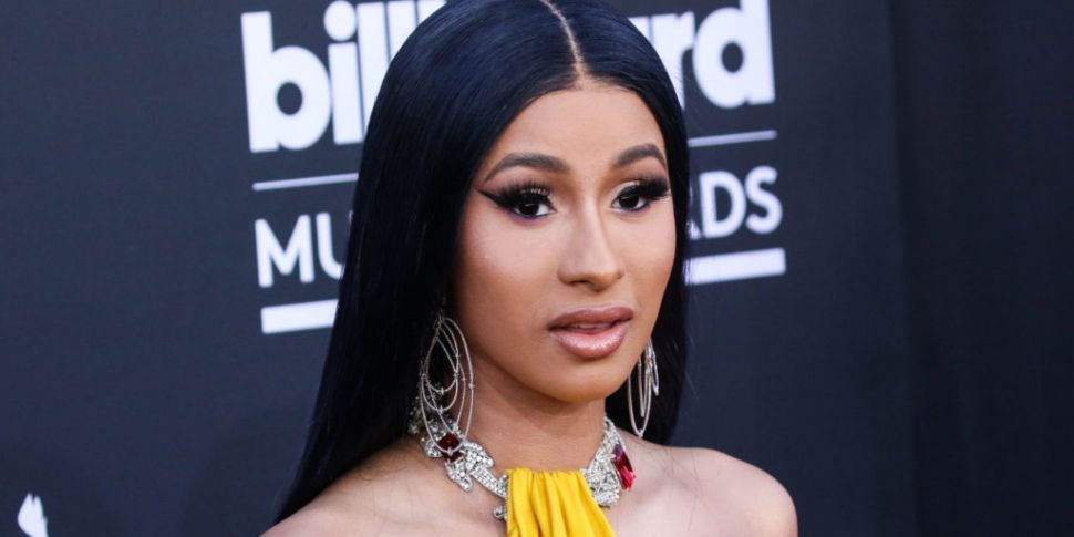 LOOK: Cardi B Shows Off New Li...