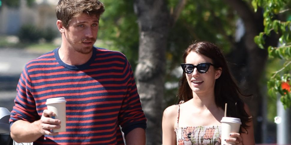 Emma Roberts Reportedly Expect...