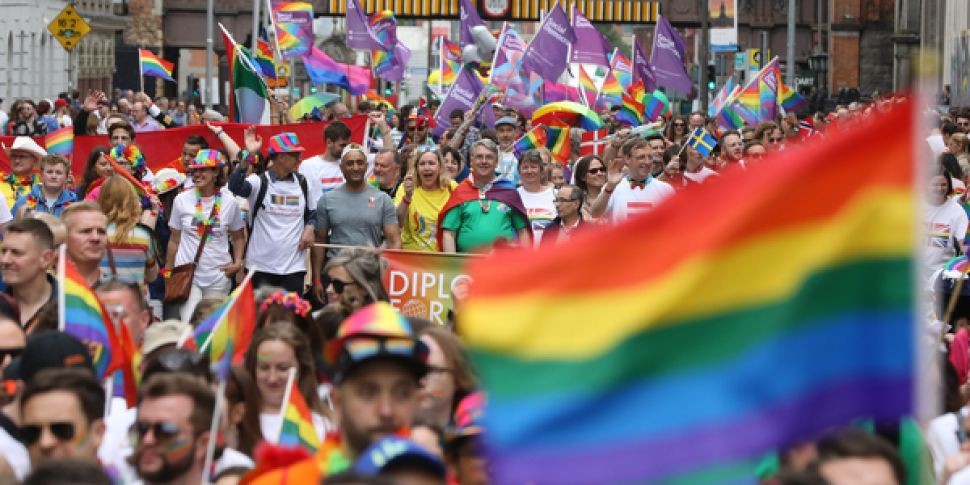 No Pride Parades On The Street...