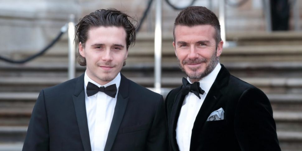 David Beckham Pays Tribute To...
