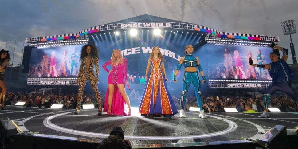 There's A Spice Girls Document...