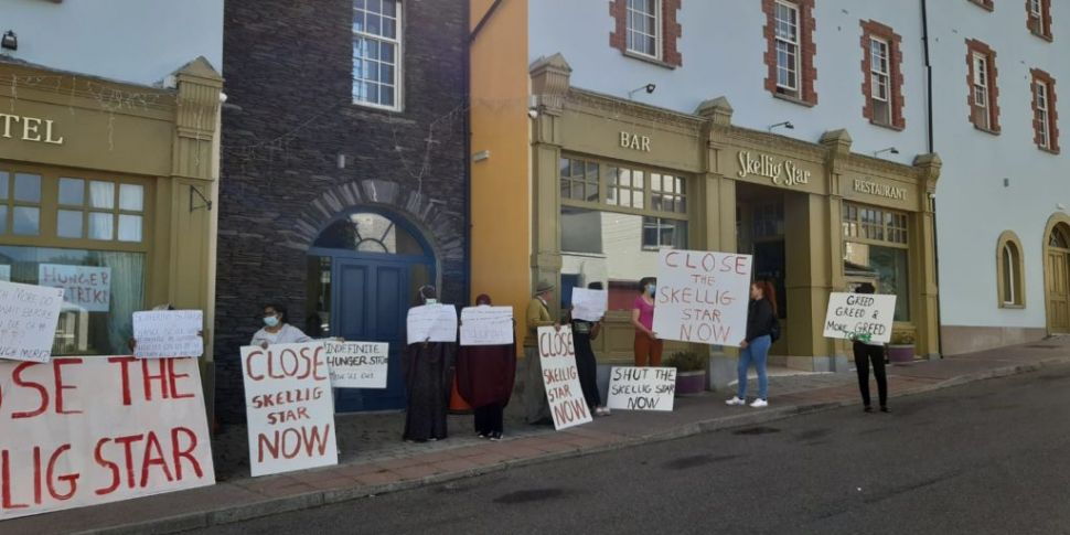 Residents At Co Kerry Direct P...