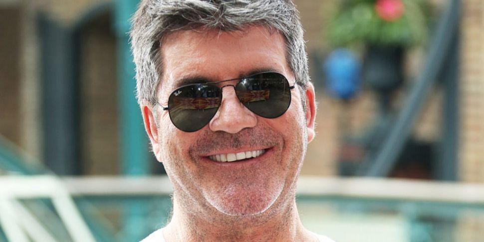Simon Cowell Has Broken His Ba...