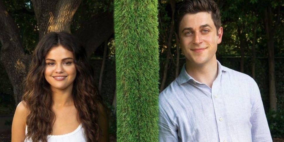Selena Gomez & David Henrie In...