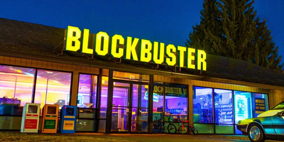 The World's Last Blockbuster I...