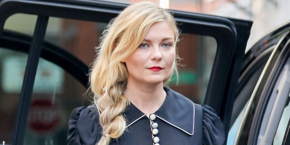 Kirsten Dunst Reacts After Kan...