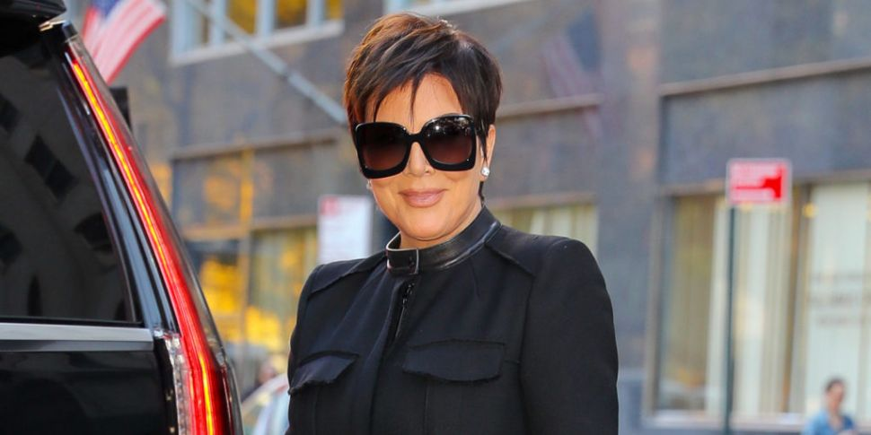 Kris Jenner Gets Emotional Dur...
