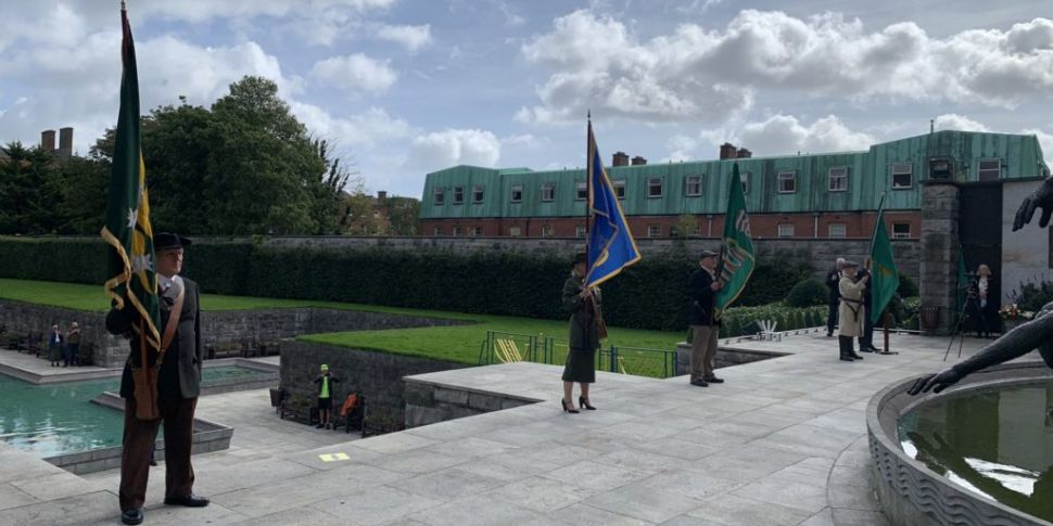 1916 Memorial Event Takes Plac...