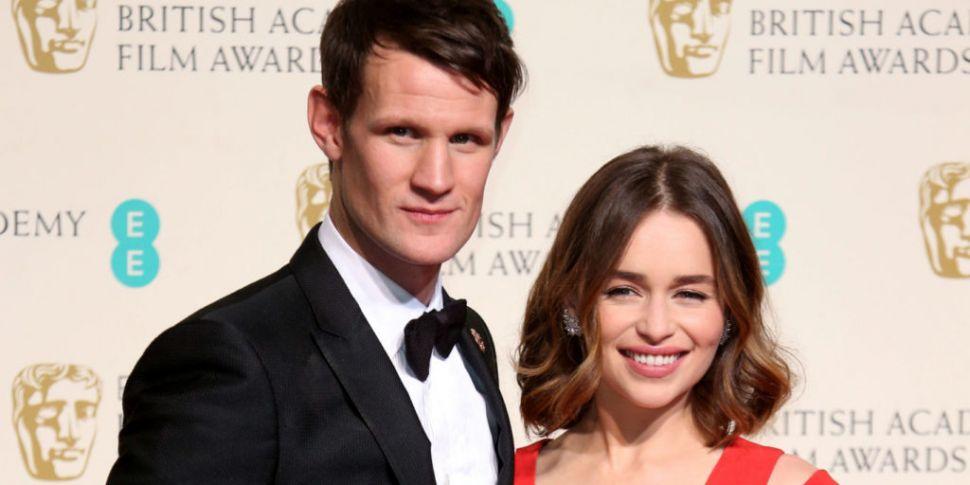 Emilia Clarke & Matt Smith Spa...