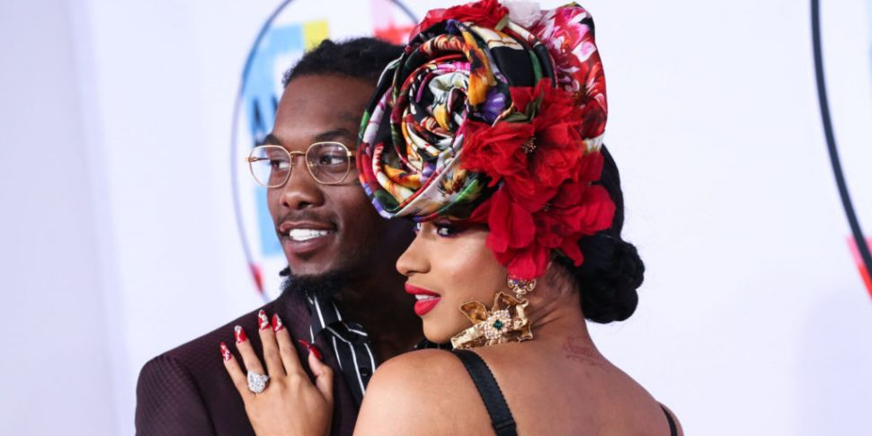 Cardi B Reportedly Files For D...