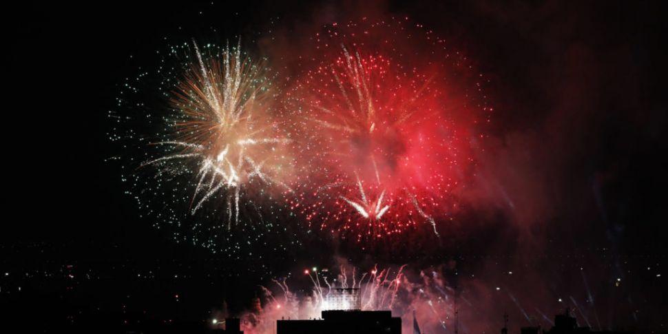 52 Illegal Firework Seizures S...