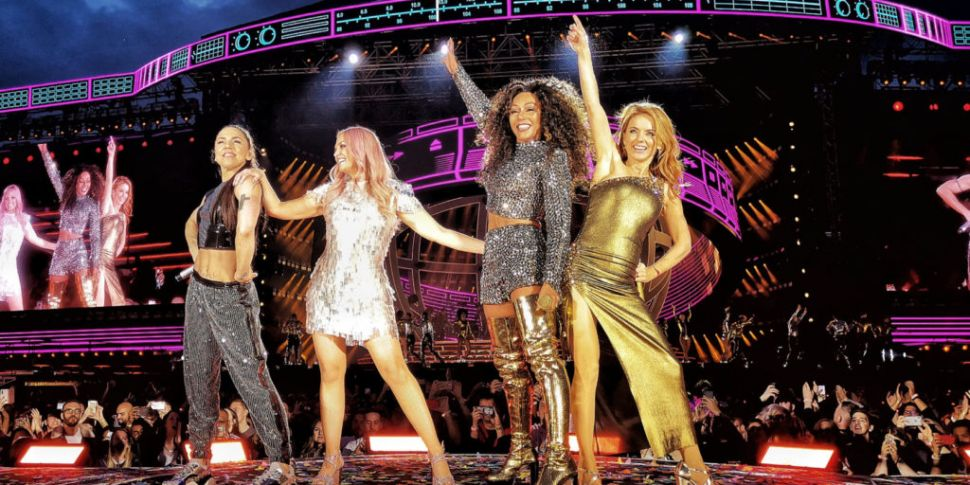 The Spice Girls Are Reportedly...