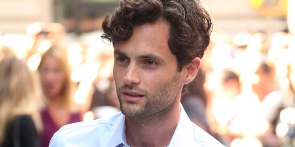 YOU's Penn Badgley Welcomes Fi...