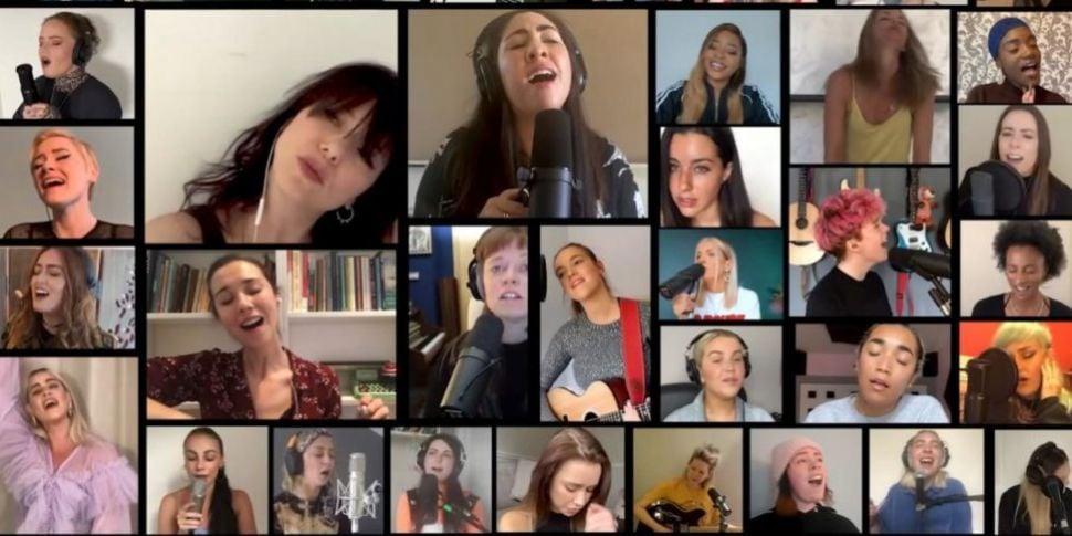 Irish Women In Harmony Are Loo...