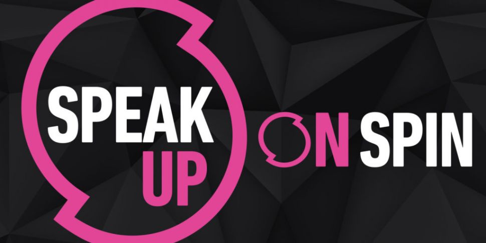 Speak Up On Spin Podcast: Eric...