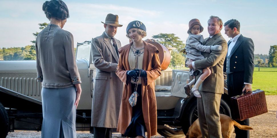 A Second Downton Abbey Movie H...