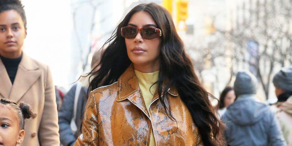 Kim Kardashian Faces Major Bac...