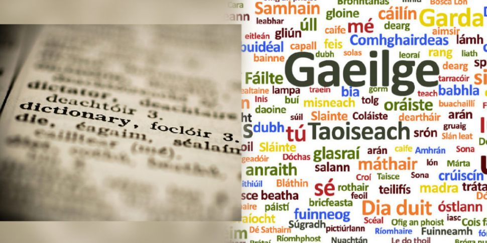 New Irish-English Dictionary I...