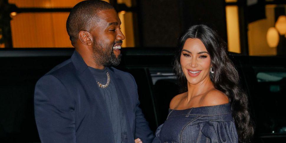 WATCH: Kanye West Gifts Kim Ka...