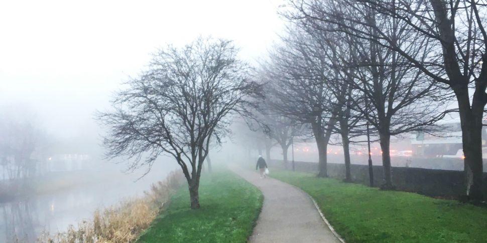 Warning Of Dense Fog In Some R...