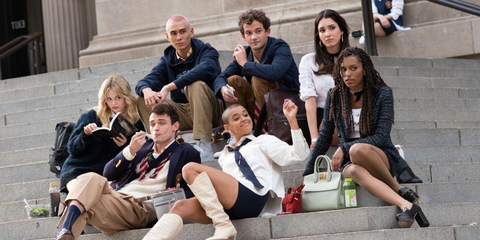 LOOK: The Gossip Girl Reboot C...