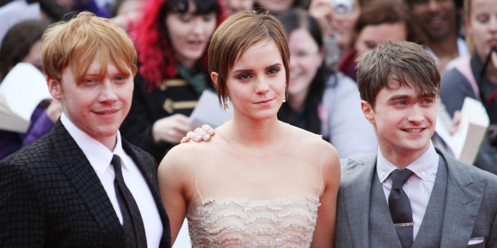 Harry Potter Actors Reunite To...