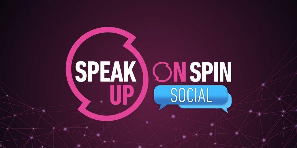 Speak Up On SPIN: Killian Sude...