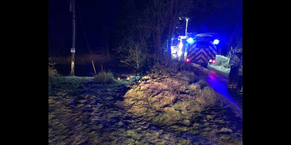 Gardaí Rescue Woman From Freez...