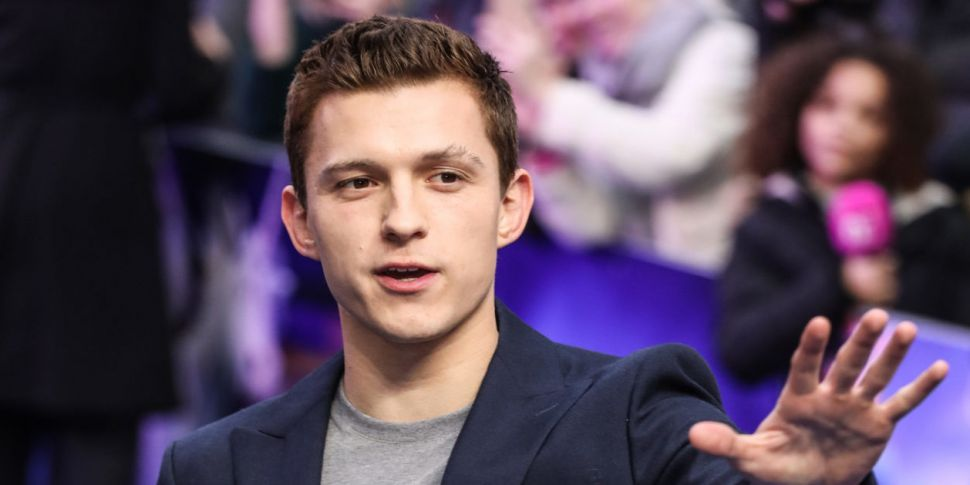 Tom Holland Opens Up About The...