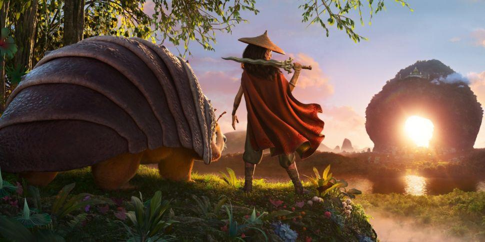WATCH: Disney Release New Trai...