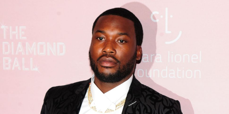 Rapper Meek Mill Reacts To Bac...