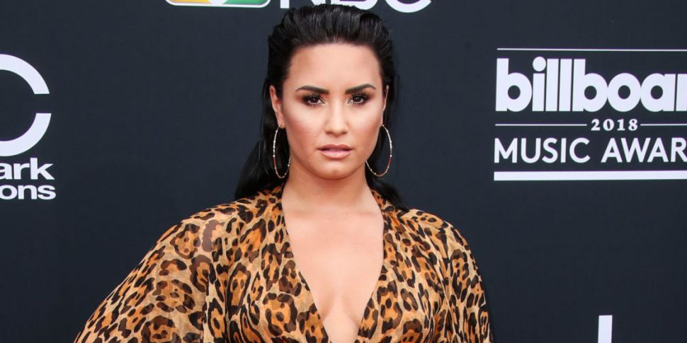Demi Lovato Speaks Out Against...