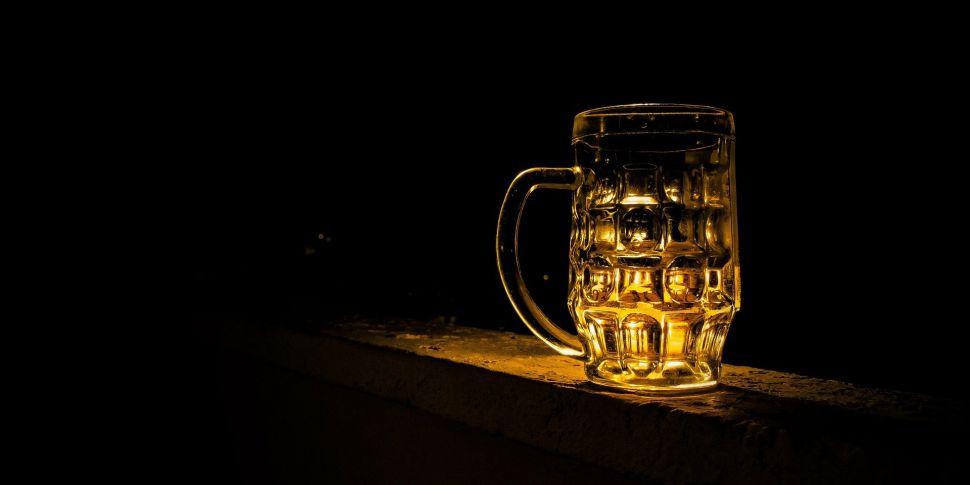 Irish Alcohol Rates Are Second...