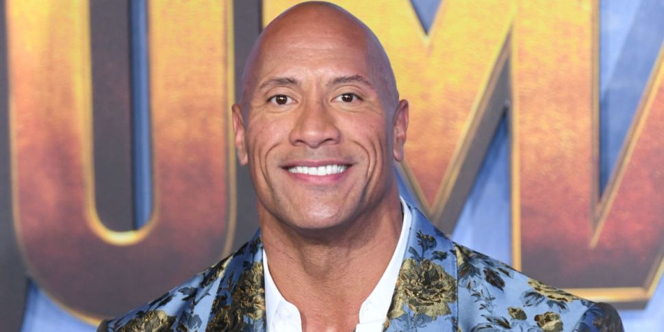 The Rock Sends Video Message T...
