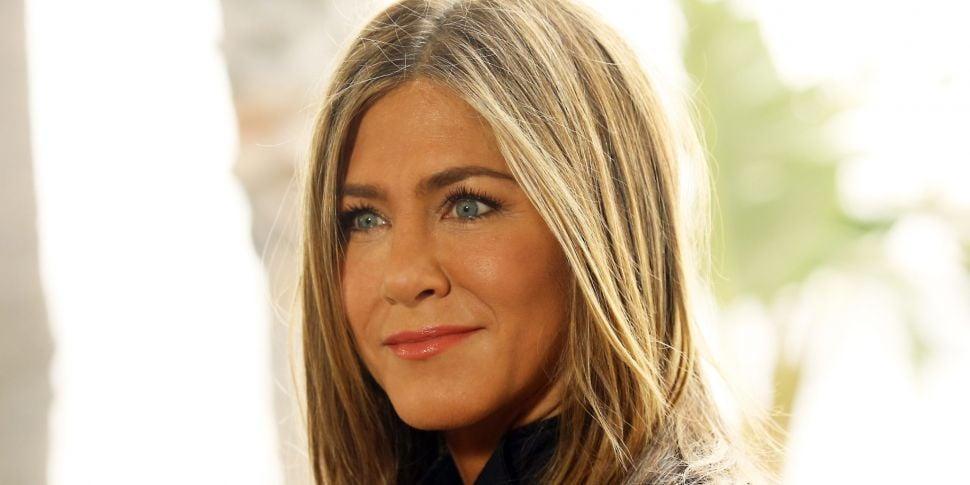 Jennifer Aniston Is Taking 'Ba...