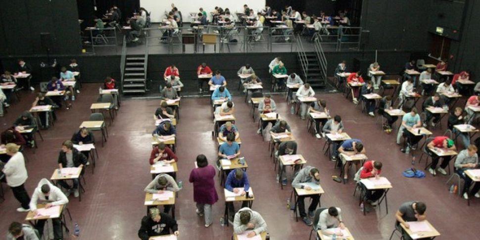 Leaving Cert Students Starting...