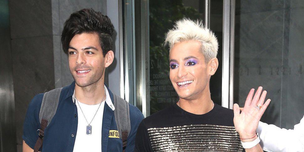 LOOK: Frankie Grande Announces...