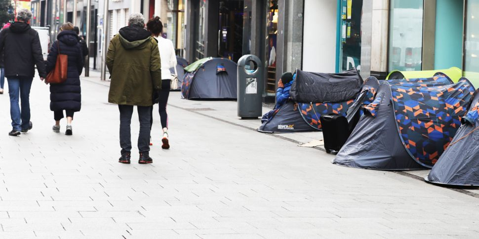 Alarming Rise In Homelessness...