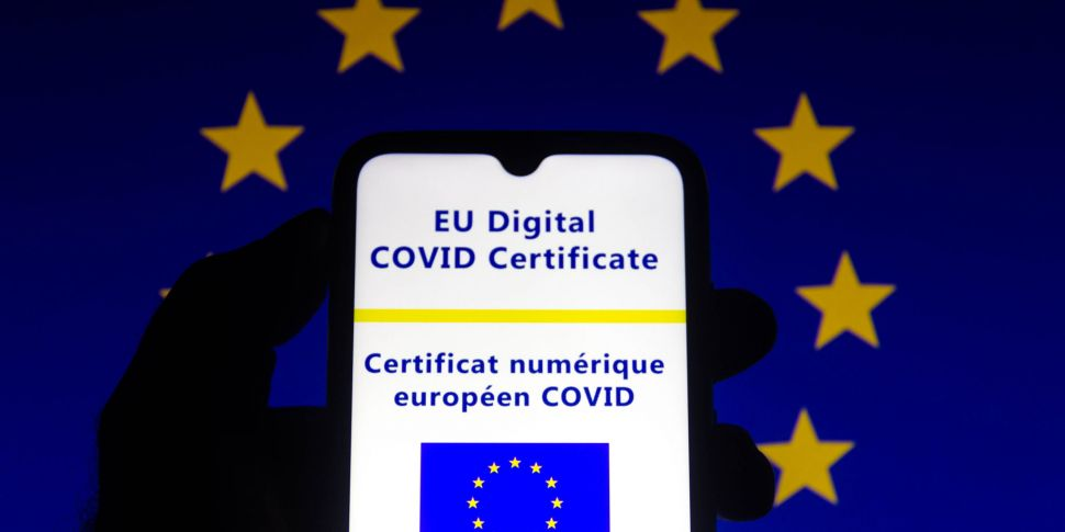 Use Of Digital Covid Certs In...