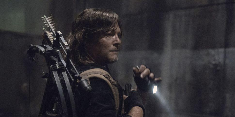 The Walking Dead Season Finale...