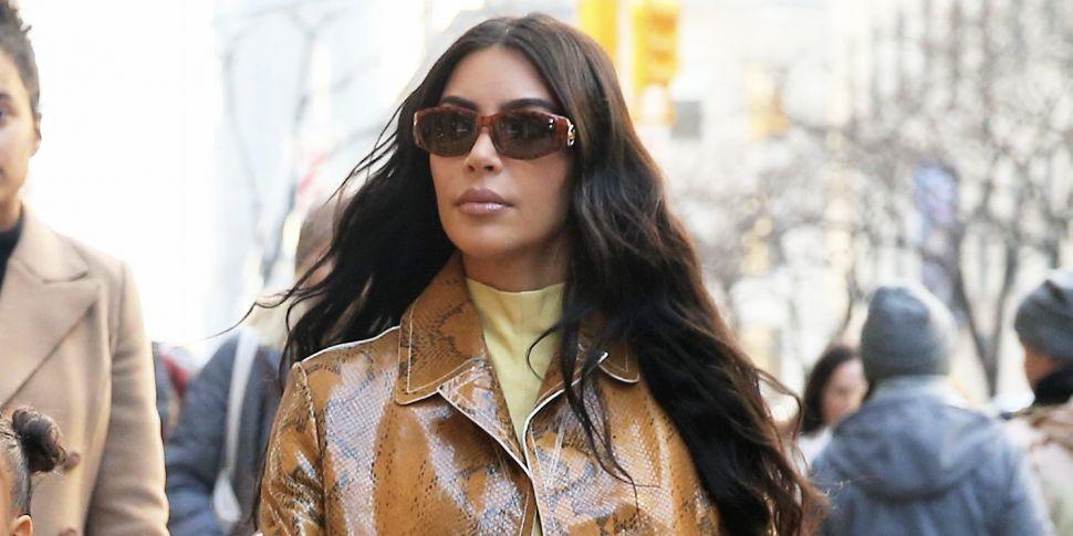 LOOK: Kim Kardashian Makes Cam...