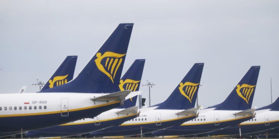 Ryanair Reports
