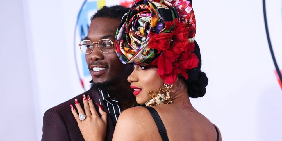 LOOK: Cardi B & Offset Welcome...