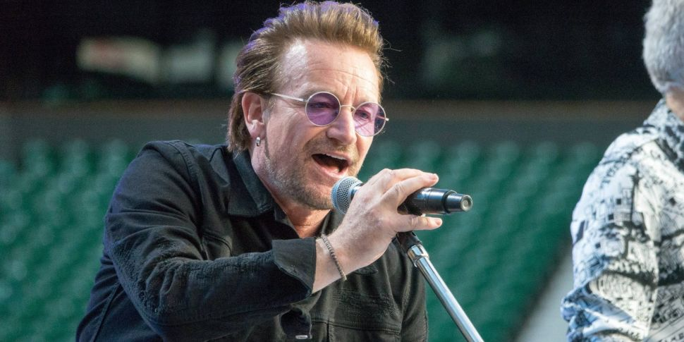 Bono Can't Understand Why Matt...