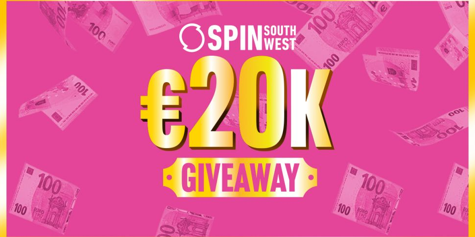 The 20K Giveaway OnSPIN South...