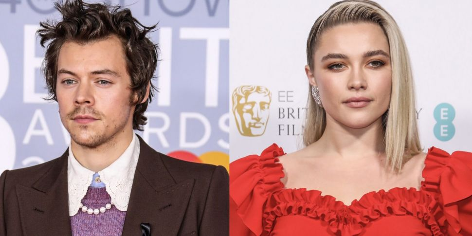 FIRST LOOK: Harry Styles & Flo...