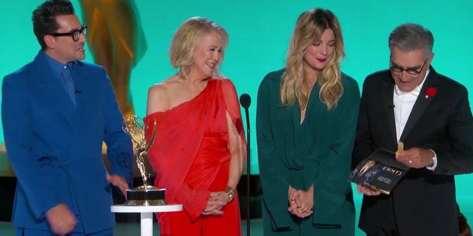 Emmy Awards 2021: Complete Lis...