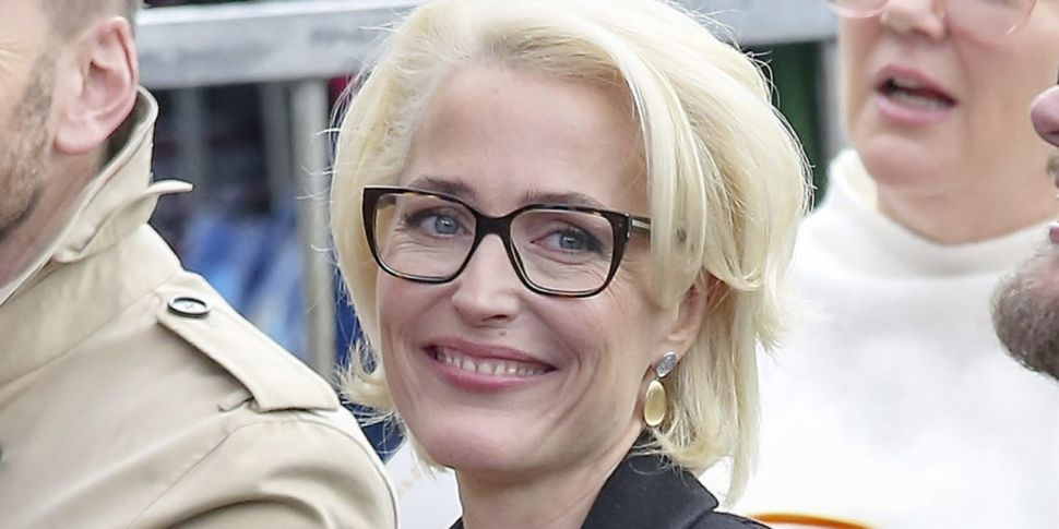 WATCH: The Gillian Anderson Em...