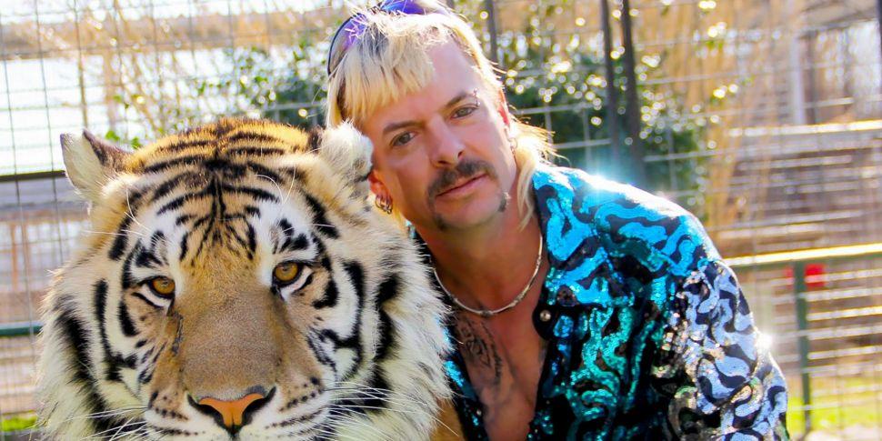 Netflix Announce Tiger King 2...