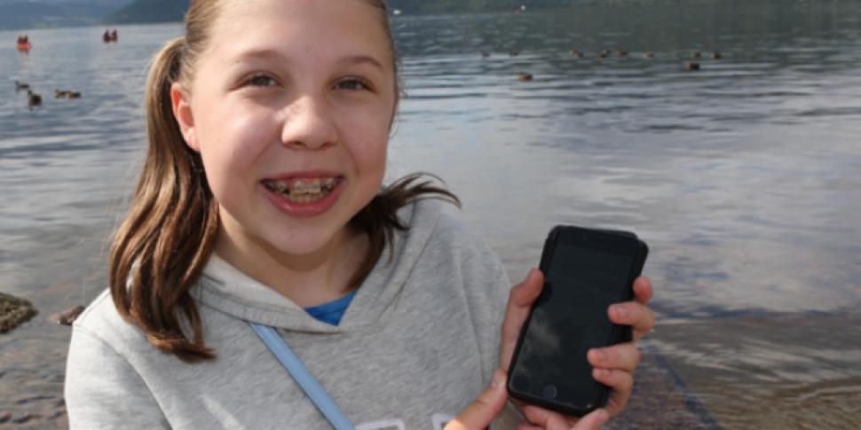 Schoolgirl's Picture Of Loch Ness Monster Described As The  'Best In Years'